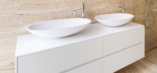 Gestaltung vom Badezimmer